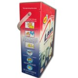 Defoamと洗浄する機械のための集中された粉末洗剤