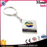 Metallo promozionale su ordinazione reso personale Keychain dell'automobile 3D con l'anello portachiavi