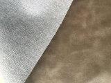 Cuir artificiel d'unité centrale de qualité pour le sofa