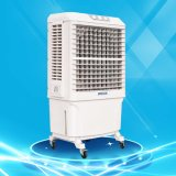 Nasser Vorhang-Kühlsystem-Sumpf-beweglicher Wasser-Ventilator-Kühlvorrichtung-Verdampfer