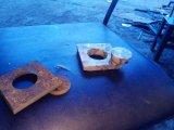 Waterjet 5 CNC van de As Marmeren Scherpe Machine door Waterjet van de Hoge druk