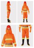 Frcによっては炎の防火効力のある抵抗力があるズボンのオーバーオールのNomexのつなぎ服が喘ぐ