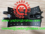 Truck Part Casting Brake Shoe 4728, 4715 and 4708