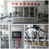 Automatic 5000ml salada máquina de enchimento de óleo /Bocal com 8 cabeças de corte