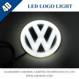 Lumière d'insigne de logo du véhicule 4D DEL pour VW Volkswagen