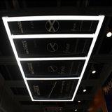 Ufficio libero LED lineare del collegamento che illumina alto lumen