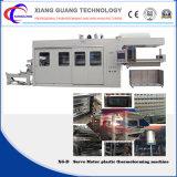 Máquina de moldagem a vácuo PP Máquina de servo-termofermagem para recipientes de alimentos