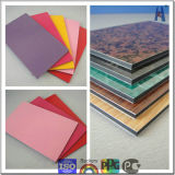 PVDF Paneles compuestos de aluminio / aluminio / PVDF ACP (XH001)