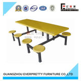 Mesa e cadeira impermeáveis baratas para a mobília do restaurante
