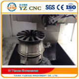 Wrc28V Diamond Cutting Alloy Wheel Repair Machine à tour CNC