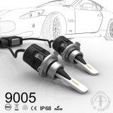 B6 Car 9005 Hb3 СВЕТОДИОДНЫЕ ФАРЫ С турбины 24W 3600лм наилучшего качества