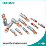 Dtl Cal-C Aluminium-Kupfer bimetallisches kupfernes Schweißungs-Kabel-Terminalösen