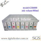 De bulk Patroon van de Inkt voor het eco-Oplosmiddel van Epson GS 6000 Printer