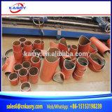 50-600/800mm CNC-runde Gefäß-Plasma-Rohr-Ausschnitt-Stahlmaschine