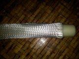 Gestrickte Sleeving Glas-Faser für Fire Protection