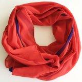 Sjaal Flaral van de Polyester van de Vrouwen de Modieuze Kleurrijke Dame Scarf van de Manier van de Polyester van Wholesales (SC015)