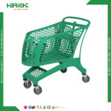Supermarché Panier en plastique de style américain pour la vente