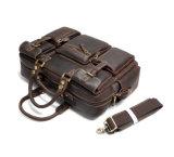방수 건조한 핸드백 Anti-Theft 쇠가죽 가죽 서류 가방 사업 여행 핸드백 (RS-68058-P)