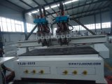 Cnc-Fräser-Holzbearbeitung-Maschine mit Vakuumpumpe-System