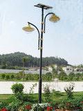 Lumière solaire de jardin