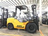 4ton 디젤 엔진 지게차 4000kg 세륨 승인되는 포크리프트 4t