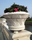 POT di fiore di pietra per l'ornamento del giardino