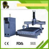 Roteador CNC com rolo de 3.0kw com Certificado para Carpintaria