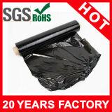 黒いカラーポリエチレンの包装の覆いのストレッチ・フィルム
