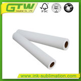 Nueva generación papel seco rápido de la sublimación de 90 G/M para la impresión de materia textil