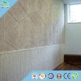 Panneau de mur matériel décoratif de matériau de construction de plafond acoustique