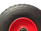 Rotella della gomma piuma dell'unità di elaborazione di pollice della gomma solida 260X85 per la riga della barra