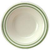 Placa de la serie de la comida fría de la melamina/servicio de mesa redondos de la melamina (PT107)