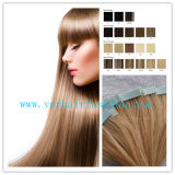 Cheveux humains, d'extension Remy Hair, de la bande de cheveux, sèche