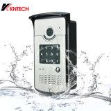 Kntech drahtlose G/M Sicherheits-Zugriffssteuerung-videotür-Telefon