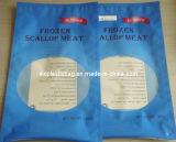 Bolso plástico ruso del alimento del color de Bule (L156)