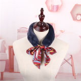 Custom Fashion Fur Scarf女性女性