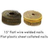 Injetor/Nailer profissionais resistentes do prego da bobina do ar do estilo máximo de Cn565b