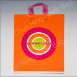 Asa de bucle de suave plástico las bolsas de compras (03)