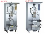 Líquido de flujo vertical automática bolsa de la máquina de embalaje (Ah-Zf1000)