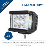 "새로운 3.9 "" 60W Offroad LED Worklight 크리 말 12PCS*5W"