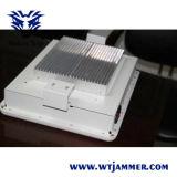 Regelbare Blocker van WiFi van de Telefoon van de Cel de UHFStoorzender van VHF (met bulit-in RichtingAntenne)