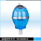 Пластичный минеральный фильтр воды Ionizer очистителя в устранимых бутылках
