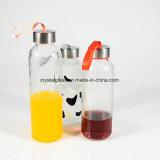 Bleifreie trinkende Glasflaschen