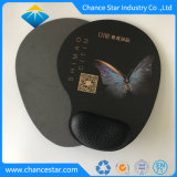 Design OEM Preto Mouse pad de repouso de Pulso (pode adicionar logotipo)