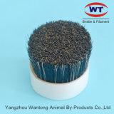 Haute qualité en soie naturelle gris Cut racine pour brosse à cheveux