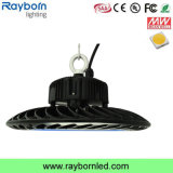 170lm/W 200W Водонепроницаемый светодиодный UFO склад пролить высокий Bay освещения