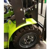 4 Diesel van de ton Vorkheftruck 2 Stadia of Triplex Mast die tot 7 Meters opheffen