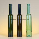 Commerce de gros vide Flacon de verre de vin clair couleur sombre de la Verrerie 200/375ml