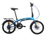 Travão de disco estilo golfinhos bicicleta dobrável da Estrutura