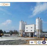 Hzs100 бетона для строительства завода заслонки смешения воздушных потоков